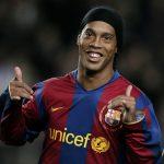 Galeria Piłkarskich Gwiazd #2: Ronaldinho