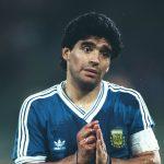 Galeria Piłkarskich Gwiazd #3: Diego Maradona