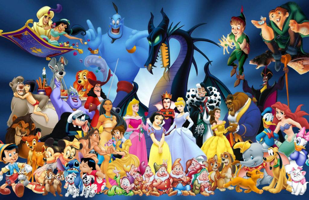 Ciekawostki na temat filmów animowanych Walta Disneya