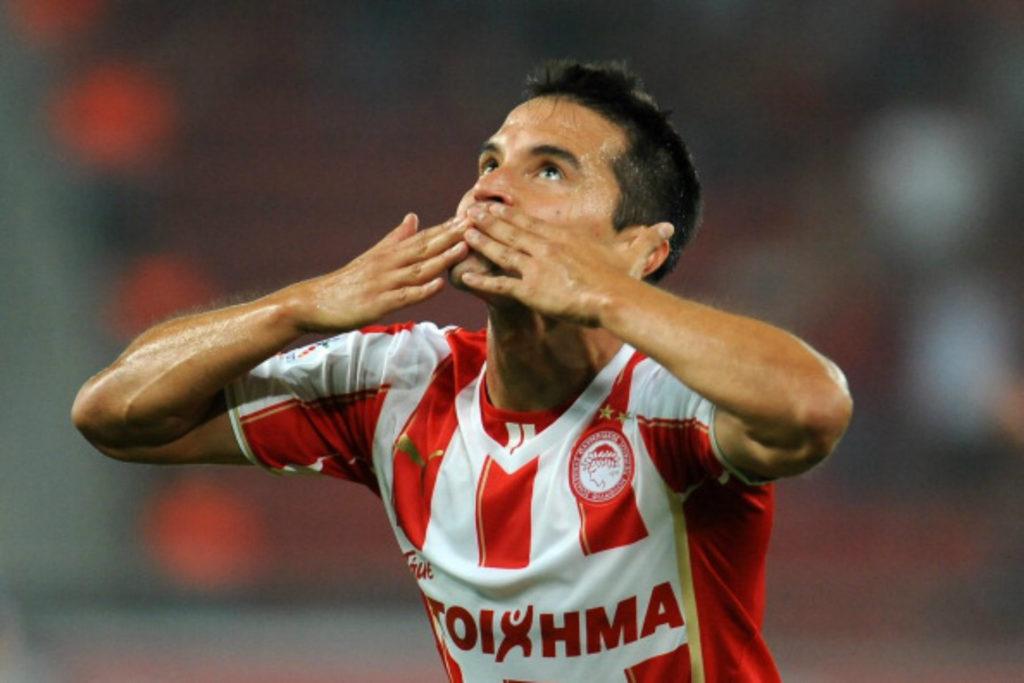Galeria Piłkarskich Gwiazd #11: Javier Saviola