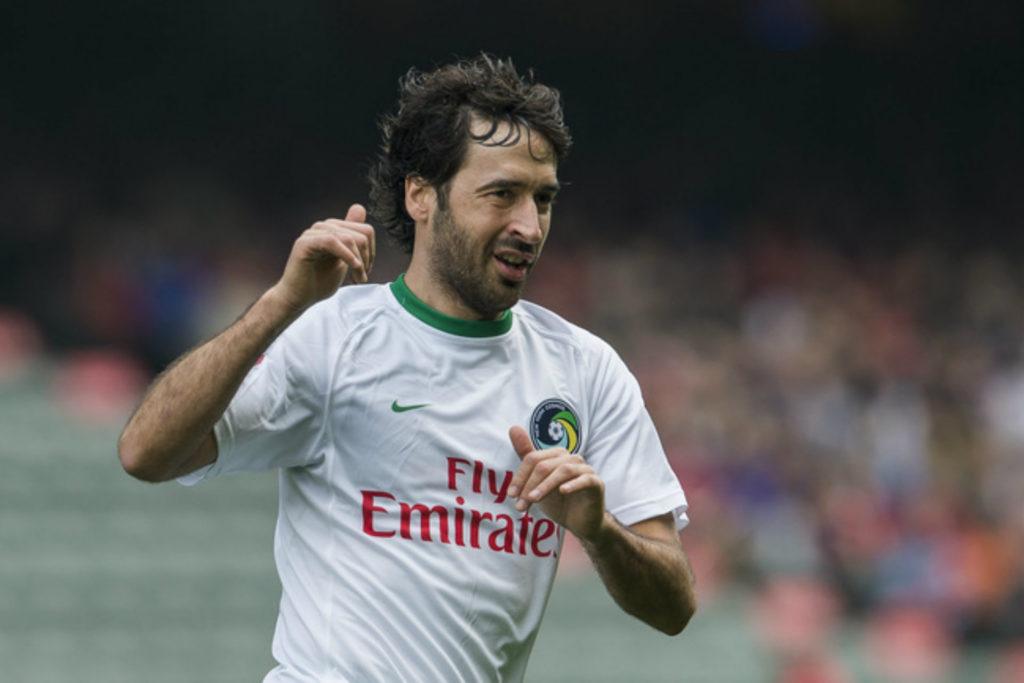 Galeria Piłkarskich Gwiazd #13: Raul