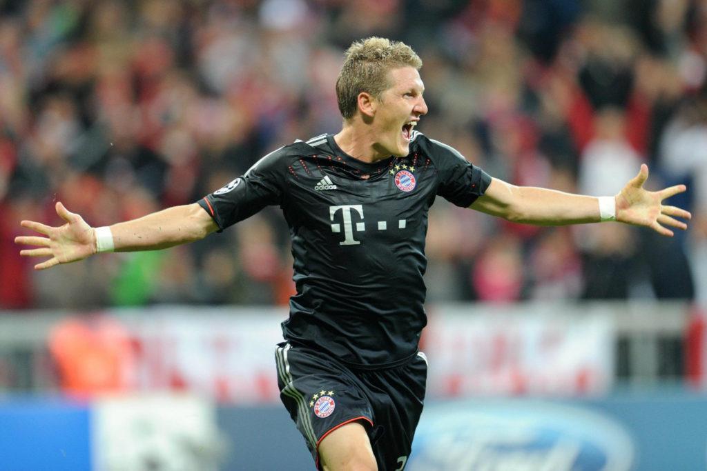 Galeria Piłkarskich Gwiazd #15: Bastian Schweinsteiger