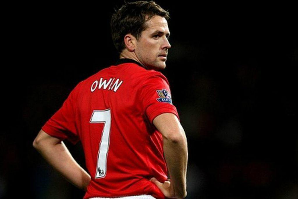 Galeria Piłkarskich Gwiazd #16: Michael Owen