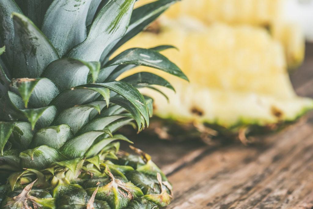 Dieta dla aktywnych – zdrowotne właściwości ananasa
